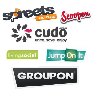 Australian Group-buying websites