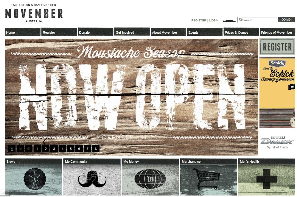 Movember Australia